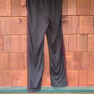 Jordan warm ups joggers boys size large black